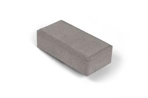 Брусчатка 2П4ф (серый цемент) 200x100x40 ''НОБЕТЕК''