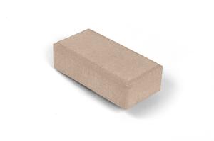 Брусчатка 2П4ф (белый цемент) 200x100x40 ''НОБЕТЕК''