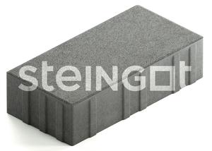 """Тротуарная плитка """"Протектор"""" СИТИ 320x160, 80 мм ''STEINGOT''"""