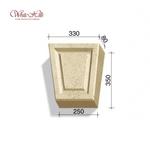 Замковый камень 730-X2 – 734-X2 80 мм ''WhiteHills''