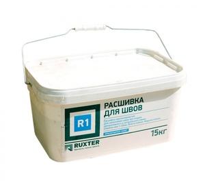 Расшивка для швов Ru-xter R1  ''Идеальный камень''
