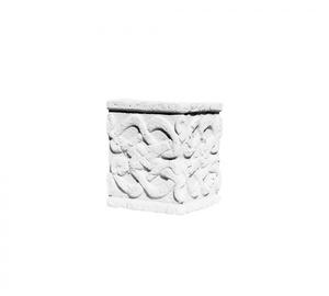 Карниз ''Орнамент'' 1 угловой горизонтальный 157x158x205 ''Идеальный камень''