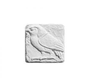 Вставка ''Птицы'' №4 143x143 ''Идеальный камень''