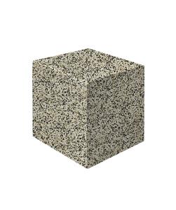 """Ландшафтные элементы КУБ-1 (Коллекция """"Мытый бетон"""") 600x600x600 ''ВЫБОР''"""