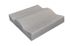 Лоток Б1.18.50 серый 1000x500x230 ''BRAER''