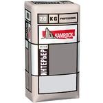 Универсальный гипсовый клей для внутренних работ «Интерьер» Профессионал белый  ''KAMROCK''