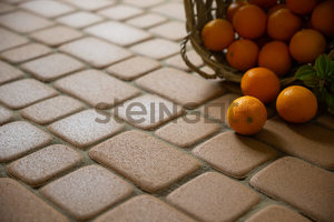Тротуарная плитка Классика бежевая 60 мм Классика ''Steingot''