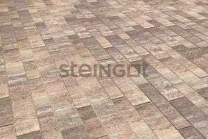 Тротуарная плитка Домино 80 мм Домино ''Steingot''