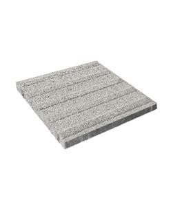 Тактильные плиты Б.5.КТ.6, конусообразные, квадратные, продольные, расположенные по диагонали 500x500 ''ВЫБОР''
