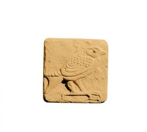 Вставка ''Птицы'' №1 143x143 ''Идеальный камень''