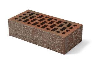 Лицевой кирпич Баварская кладка рифлёный с песком 1 НФ M150 250x120x65 ''BRAER''