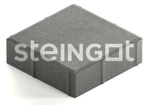"""Тротуарная плитка """"Квадрат"""" ПРАКТИК 200x200, 60 мм ''STEINGOT''"""