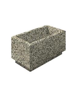 """Ландшафтные элементы ЦВ-2 (Коллекция """"Мытый бетон"""") 400x800x400 ''ВЫБОР''"""