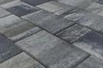 Тротуарная плитка Старый город Ландхаус 60 мм ''BRAER''
