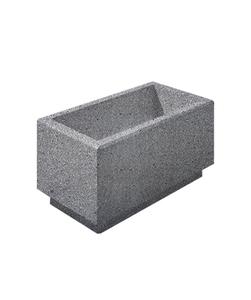 """Ландшафтные элементы ЦВ-2 (Коллекция """"Мозаичный бетон"""") 400x800x400 ''ВЫБОР''"""