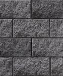 """ПУСТОТЕЛЫЕ БЛОКИ ДЛЯ ЗАБОРА СКЦ(т)-6/1Лкол100 (Коллекция """"Искусственный камень"""") 380x380x160 ''ВЫБОР''"""