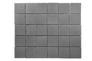 Тротуарная плитка Лувр 400x400 ''BRAER''