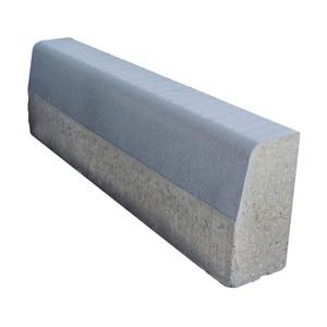 Бордюр дорожный серый 1000x150x300 однослойный ''BRAER''