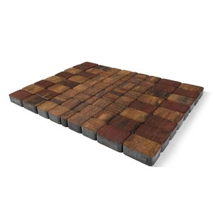 "Тротуарная плитка Классико, ""Мальва"" (60 мм) 57x115, 115x115, 172x115 ''BRAER''"