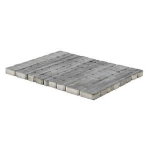 "Тротуарная плитка Классико, ""Туман"" (60 мм) 57x115, 115x115, 172x115 ''BRAER''"