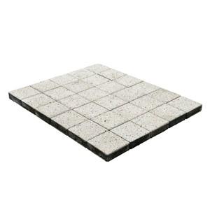 Тротуарная плитка Лувр, Гранит (60 мм) 200x200 ''BRAER''