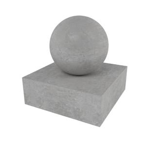 Сфера D50 на подставке 700x700x730 мм ''Notabeton''