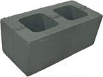 Камень стеновой бетонный КсЛ Б-2Пс 390x190x190 ''Лидер''