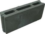 Камень стеновой перегородочный бетонный КсП Б-3Пс 400x80x190 ''Лидер''