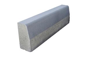 Бордюр дорожный серый 1000x150x300 двухслойный ''BRAER''