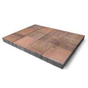 """Тротуарная плитка Сити, """"Прайд"""" (80 мм) 300x300 ''BRAER''"""