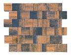 Тротуарная плитка Старый город Ландхаус 80 мм ''BRAER''