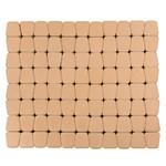 Тротуарная плитка Классико круговая, Корраловый (60 мм) 73x110x115 ''BRAER''