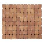 Тротуарная плитка Классико круговая, Рассвет (60 мм) 73x110x115 ''BRAER''