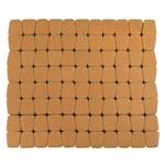 Тротуарная плитка Классико круговая, Янтарный (60 мм) 73x110x115 ''BRAER''