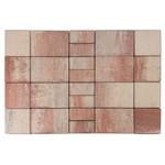"Тротуарная плитка Мозаика, ""Фламинго"" (60 мм) 200x100, 200x200, 300x200 ''BRAER''"