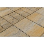 "Тротуарная плитка Мозаика, ""Песчаник"" (60 мм) 200x100, 200x200, 300x200 ''BRAER''"