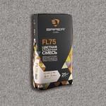 Цветная кладочная смесь FL75, Серый (25 кг)  ''BRAER''